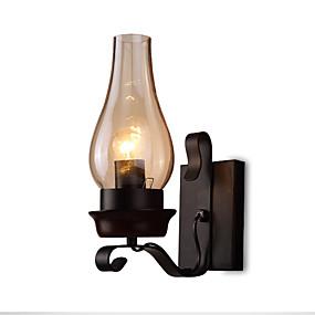 preiswerte 50% OFF-Lightinthebox Rustikal / Ländlich / Retro Wandlampen Metall Wandleuchte 110-120V / 220-240V 60W