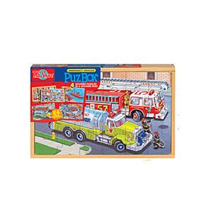 preiswerte 3D-Puzzles-Holzpuzzle / Bildungsspielsachen Neuartige Holz Jungen / Mädchen Geschenk