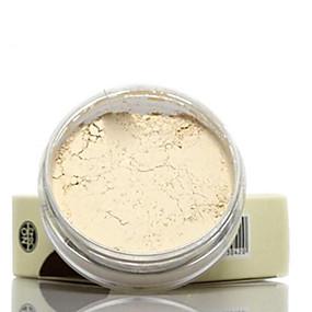 preiswerte LIDEAL-3 Farben Puder Trocken / Matt Weiß machen Gesicht Bilden Kosmetikum
