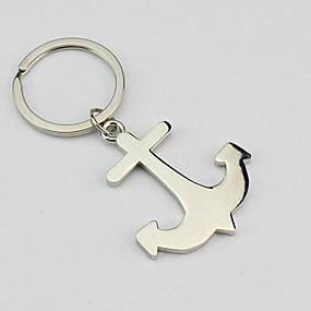 preiswerte Customized Prints and Gifts-Klassisch Schlüsselanhänger Geschenke Edelstahl Schlüsselanhänger - 1