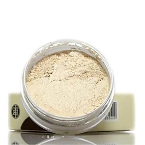 preiswerte Verschiedene gepresste Puder-2 Farben Puder Trocken / Schimmer Weiß machen Gesicht Bilden Kosmetikum
