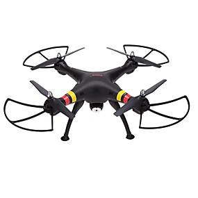 preiswerte SYMA®-RC Drohne SYMA X8C 4 Kan?le 6 Achsen 2.4G Mit HD - Kamera 2.0MP 200 Ferngesteuerter Quadrocopter FPV / Ein Schlüssel Für Die Rückkehr / Ausfallsicher Ferngesteuerter Quadrocopter / Fernsteuerung
