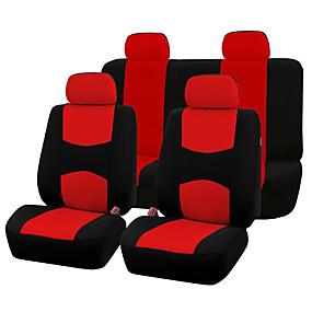 halpa Erikoistarjoukset-autoyouth autojen istuimen kannet - täyden auton istuinsuojukset yleiskäyttöiset auton istuinsuojat autoauton sisustustarvikkeet
