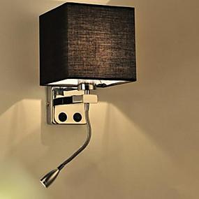 povoljno Lámpatestek-Suvremena suvremena Zidne svjetiljke Metal zidna svjetiljka 110-120V / 220-240V 40W / E26 / E27