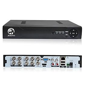preiswerte Schutz & Sicherheit-jooan® 8ch 1080n 5 in 1 (kompatibel tvi cvi ahd cbvs ipc) cctv dvr h.264 keine hdd sicherheitsüberwachung hd-ausgang vga