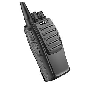 preiswerte Schutz & Sicherheit-wanhua 26 Tragbar / Analog Kontrolle > 10 km > 10 km 16 5 W Walkie Talkie Zweiwegradio