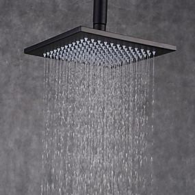 povoljno Tuš glave-Suvremena Tuš s kišnim mlazom Nickel Brushed svojstvo - Tuš s kišnim mlazom, Tuš Head