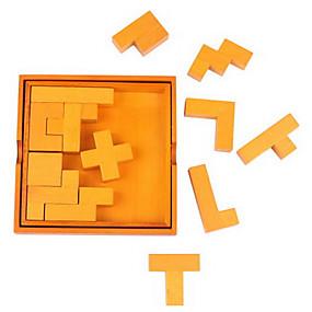 preiswerte 3D-Puzzles-Holzpuzzle / Luban Geduldspiel / Bildungsspielsachen Neuartige Holz Jungen / Mädchen Geschenk