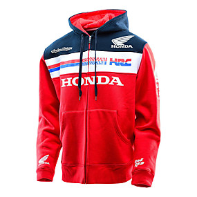 cheap Free shipping-Motorcycle Clothes Shirts & Tops for Textile All Seasons Windproof / Breathable
