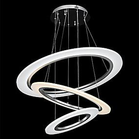 povoljno Viseća rasvjeta-Privjesak Svjetla Ambient Light Others Metal Acrylic LED, dizajneri 110-120V / 220-240V Uključen je LED izvor svjetlosti / Integrirano LED svjetlo