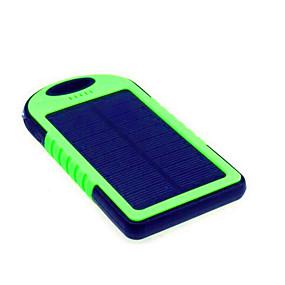 preiswerte Power Banken-5000 mAh Für Externe Batterie der Energie-Bank 5 V Für 1 A / # Für Akku-Ladegerät Taschenlampe / Solarlade / Super Schmal LED