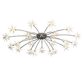 povoljno Lámpatestek-Modern/Comtemporary Lusteri Za Stambeni prostor Spavaća soba Trpezarija Study Room/Office Dječja soba AC 100-240V Bulb Included