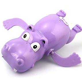 cheap Pools & Water Fun-Wind-up Toy / Bath Toy Novelty Horse / Hippo Plastic Pieces Kid's Gift