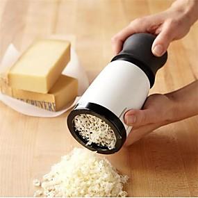 preiswerte Werkzeuge-Kunststoff Peeler & Grater Kreative Küche Gadget Küchengeräte Werkzeuge Für Käse 1pc