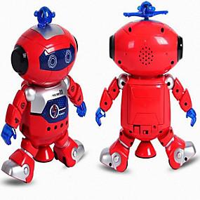 preiswerte Roboter-RC Roboter Kinder Elektronik / Lernen & Bildung / Domestic & Personal Robots AM Kunststoff Singen / Tanzen / Walking Nein