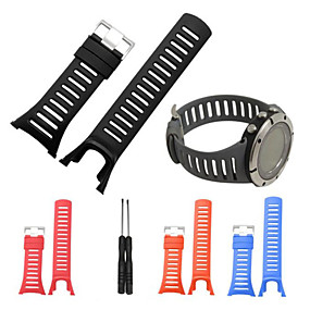 cheap Smartwatch Bands-Watch Band for SUUNTO AMBIT 3 Suunto Sport Band Rubber Wrist Strap