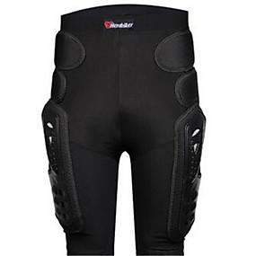 billige Motorsykkel & ATV tilbehør-herobiker beskyttende rustning bukser, heavy duty kropp beskyttende shorts motorsykkel sykkel ski rustning bukser for menn og kvinner