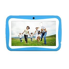 billige Tabletter-M755 7 tommers barn tablet (Android 5.1 1024 x 600 Kvadro-Kjerne 512MB+8GB) / 64 / TFT / Mikro USB / Tf Kort Spor / Hodetelefon Jack 3.5Mm