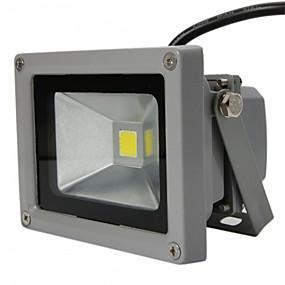 cheap Outdoor Lighting-HKV® Waterproof LED Flood Light 10W IP65 Floodlight Lamp Reflector 220v Spotlight Outdoor Lights Garden Light Exterior Lighting