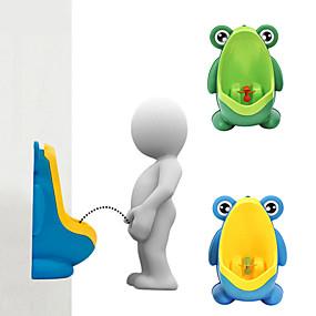 preiswerte Badezimmer-Produkte-1 stück frosch kinder töpfchen toilette ausbildung kinder urinal für jungen pee trainer badezimmer