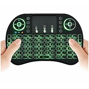 preiswerte Audio & Video für Ihr Zuhause-i8 Air Mouse / Tastatur Mini 2,4 GHz Wireless Kabellos Air Mouse / Tastatur Für