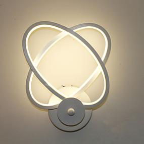 povoljno Sales-Suvremena suvremena LED zidne svjetiljke Aluminij zidna svjetiljka opći / Integrirano LED svjetlo