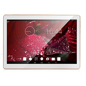 cheap Android Tablets-KT107 10.1 inch Android Tablet (Android 5.1 1280 x 800 Quad Core 2GB+16GB) / 64 / Micro USB / SIM Card Slot / TF Card slot / 3.5mm Earphone Jack