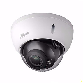 cheap Outdoor IP Network Cameras-Dahua® IPC-HDBW4431R-AS H.265 4MP IP Dome Camera with Audio and Alarm Interface PoE IP Camera with SD Card Slot
