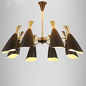 preiswerte Kronleuchter-Modern/Zeitgenössisch Traditionell-Klassisch Ministil Designer Kronleuchter Raumbeleuchtung Für Wohnzimmer Schlafzimmer Esszimmer