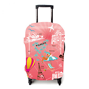 cheap Travel & Luggage Accessories-Luggage Cover Luggage Accessory Polyester for for