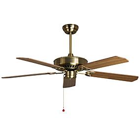 povoljno Stropna svjetla i ventilatori-Ecolight™ Stropni ventilator Bronze Metal dizajneri 220-240V