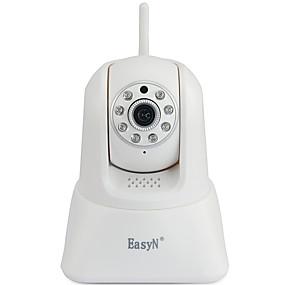 preiswerte EasyN-easyn® 187w hd 1080p 2,0 mp ptz cmos p2p h.264 drahtlose ir-cut ip-kamera für innen tag nachtsicht bewegungserkennung fernzugriff dual stream wi-fi geschütztes setup Zwei-wege-audio-überwachungskamera