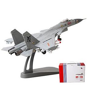preiswerte Spielzeugflugzeuge-Modellbausätze Kämpfer Ente Flugzeug Kämpfer Simulation Unisex Spielzeuge Geschenk