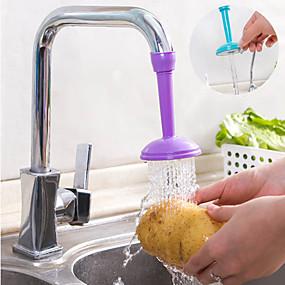 preiswerte Küchen Reinigungsbedarf-Küche Bad Dusche Wasserhahn Splash Spa Filter Wasserhahn Gerät Kopf Düse Wasser sparen
