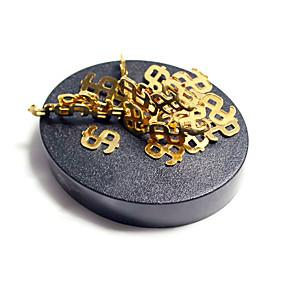 preiswerte Spielzeug & Hobby Artikel-2 pcs Magnetspielsachen Bausteine Superstarke Magnete aus seltenem Erdmetall Neodym - Magnet Metallpuzzle Zum Stress-Abbau Magnetisch Heimwerken Kinder / Erwachsene Jungen Mädchen Spielzeuge Geschenk