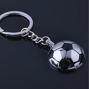 preiswerte Customized Prints and Gifts-Klassisch Schlüsselanhänger Geschenke Aluminiumlegierung Schlüsselringe Schlüsselanhänger - 1