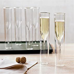 preiswerte Küche & Haushalt-Trinkgefäße Glas Glas Boyfriend Geschenk / Freundin Geschenk Party