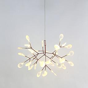povoljno Lámpatestek-sputnjik Lusteri Ambient Light Slikano završi Metal LED 110-120V / 220-240V Meleg fehér