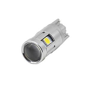 billige Spesialtilbud-SO.K T10 Motorsykkel Elpærer 3 W SMD 3030 300 lm LED interiør Lights Til