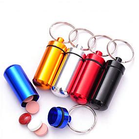 preiswerte Reise-Reisemedikamentenbox Wasserdicht Transportabel Extraleicht(UL) Mini-Format für Kulturtasche Reiseaccessoires für den Notfall