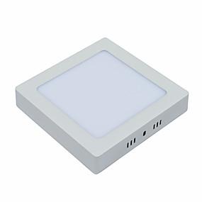 levne Stropní světla a větráky-JIAWEN 17 cm Vestavěná světla Kov Malované povrchové úpravy 90-240V