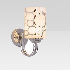 povoljno Lámpatestek-Metalik Ispraznite & Hughger strop Modern/Comtemporary Svjetlo Zidne svjetiljke Za Metal zidna svjetiljka 220V 110V 60W