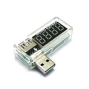preiswerte Bildschirme-USB-Ladestrom / Spannungsprüfer Detektor usb Voltmeter Amperemeter können USB-Geräte zu erkennen