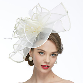 povoljno Melbourne Cup Carnival Hats-Net Kentucky Derby Hat / Fascinators / kape s 1 Vjenčanje / Special Occasion / Čajanka Glava