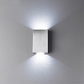 cheap Indoor Wall Lights-LED / Novelty Wall Lamps & Sconces Metal Wall Light 85-265V / LED Integrated
