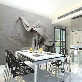 preiswerte Wand- & Ölbilder-schlammhut hut schönheit benutzerdefinierte 3d große wand abdeckung wandbild tapete fit restaurant tv hintergrund wandkunst