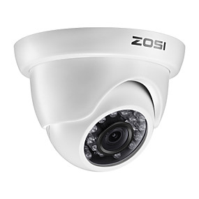 cheap DVR Kits-ZOSI®  4CH 1080P DVR Recorder HDMI with 4x 2.0MP Weatherproof Surveillance Security Dome Camera System 1TB hard Disk -65feet Night Vision built in Quick Remote Access