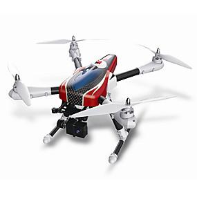 preiswerte Drones-RC Drohne XK X500 6 Kanäle 6 Achsen 2.4G Ferngesteuerter Quadrocopter LED-Lampen / Ein Schlüssel Für Die Rückkehr / Auto-Takeoff Ferngesteuerter Quadrocopter / Fernsteuerung / 1 Batterie Für Die