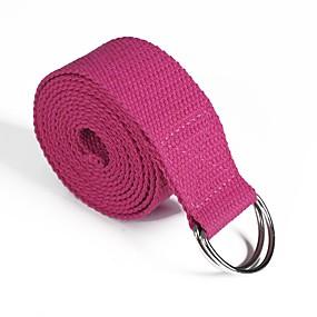"""voordelige Pilates-Fitnessband 1 2 / 5 """"(3,5 cm) Diameter Poly / Katoen Leven Yoga Voor Unisex"""