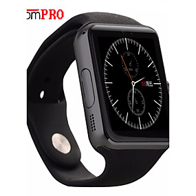 cheap Smart Watches-Men's Smartwatch Digital Watch Digital Charm Water Resistant / Waterproof Digital White Black Red / Silicone / Calendar / date / day / Slide Rule / Remote Control / RC / Stopwatch